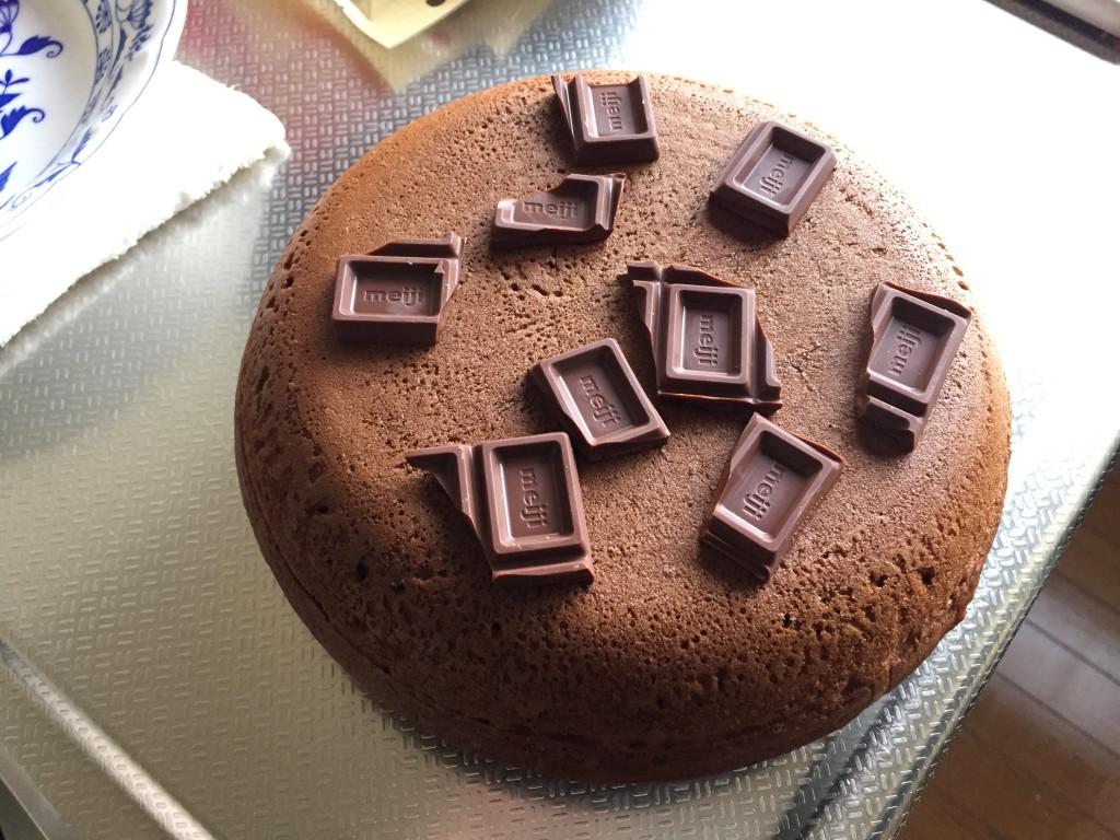 チョコケーキ16