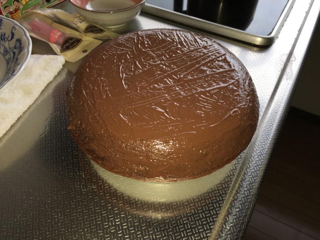 チョコケーキ17