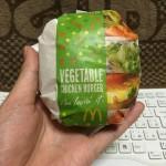 【マック/ベジタブルチキンバーガー:感想】気になる味とカロリー、値段を詳しくご紹介!