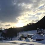 【画像】子供と雪遊びなら持ち物不要の「スノーエンジェル」がオススメ!安心安全めちゃくちゃ楽しいかわいい!!【2016年|みなかみ町初積雪】