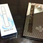 【ベプログ】オリジナルスターターキット・次世代電子タバコ吸い比べセットが初心者の方にオススメな件!