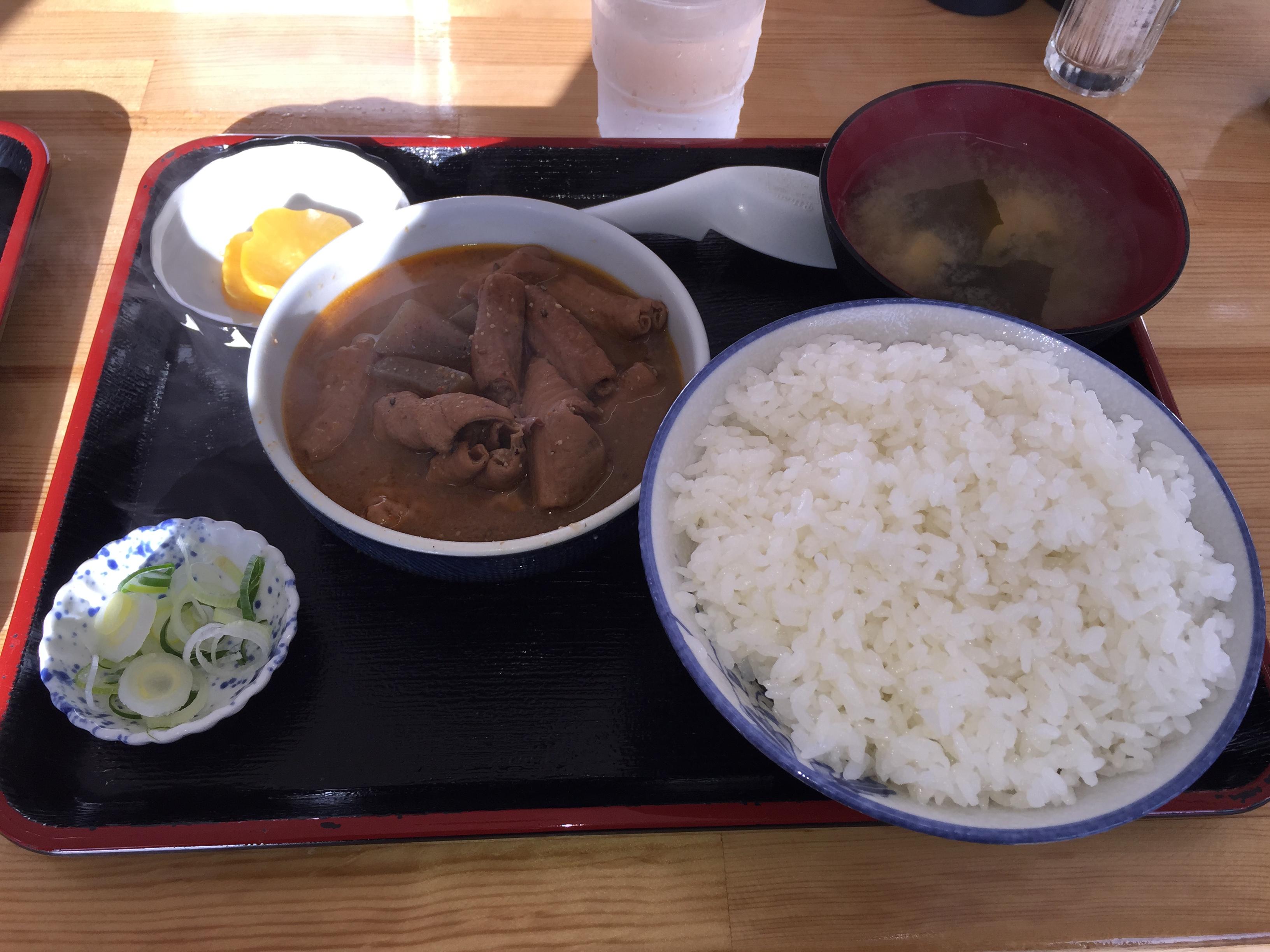 もつ 永井 食堂